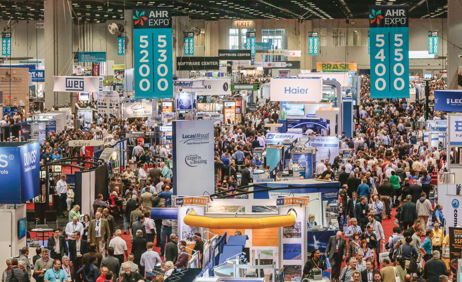 The 2016 International Air Conditioning, Heating, Refrigerating Exposition