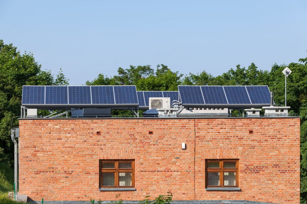 Solar Air Conditioning Systems