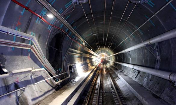 Channel Tunnel Cools Things Down For Drivers